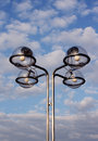 Free Street Lamps Royalty Free Stock Image - 5418996