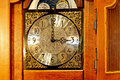 Free Old Wooden Clock Stock Images - 5419014