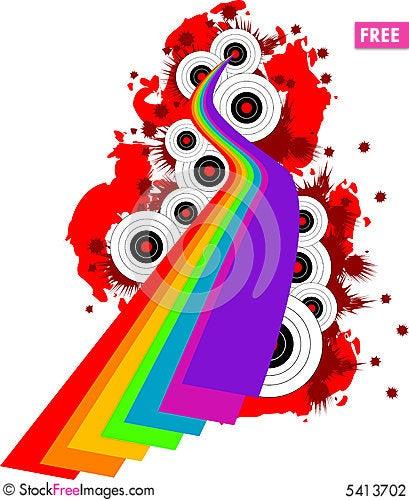 Free Rainbow Stock Photography - 5413702