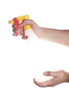 Free Sprayer Stock Image - 5410161