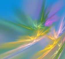 Free Bright Color Explosion Royalty Free Stock Image - 5410916