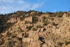 Free Hill Top In Colorado Royalty Free Stock Photography - 5411257