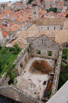 Free Old Town In Croatia Stock Photo - 5411370