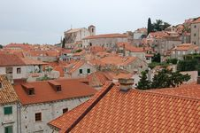 Free Old Town In Croatia Royalty Free Stock Photos - 5411448