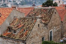 Free Old Town In Croatia Royalty Free Stock Photography - 5411467