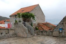 Free Old Town In Croatia Royalty Free Stock Photos - 5411468