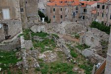 Free Old Town In Croatia Stock Photography - 5411482