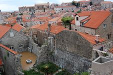 Free Old Town In Croatia Stock Images - 5411514