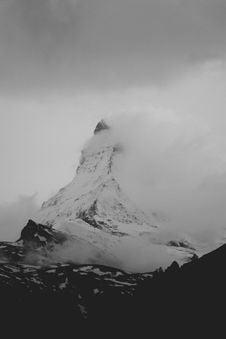 Free Matterhorn Royalty Free Stock Image - 5411816