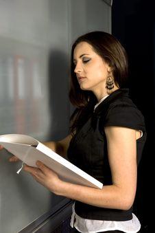 Free Business Woman Stock Photo - 5411830