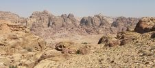 Free Petra, Jordan Royalty Free Stock Photography - 5412427