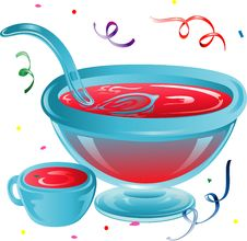 Party Punch Royalty Free Stock Images