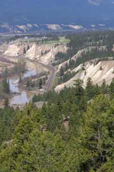 Free River And Valley Stock Image - 5412891