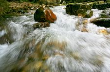 Free A Water Torrent Stock Images - 5412954