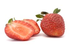 Free Fresh  Strawberry Royalty Free Stock Photos - 5412998