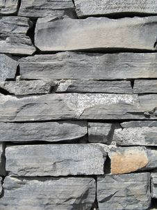 Free Grey Stone Wall Royalty Free Stock Images - 5413059