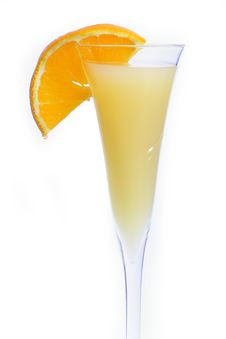 Free Orange Drink Royalty Free Stock Photos - 5413308