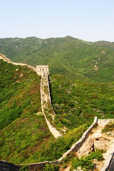 Free Great Wall Stock Photography - 5414462