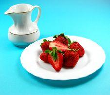Free Strawberry Royalty Free Stock Photo - 5414635