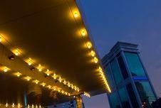 Free Kuala Lumpur At Night Stock Photo - 5414640