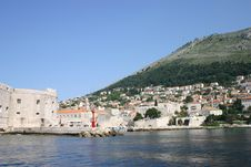 Free Fort In Dubrovnik Stock Photos - 5414723