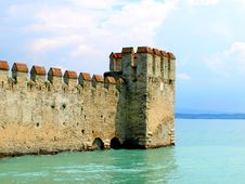 Free Fortification Royalty Free Stock Images - 5415579