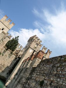 Free Outdoor Of The Castle Stock Photo - 5415700