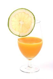 Free Orange Juice Royalty Free Stock Photos - 5416198
