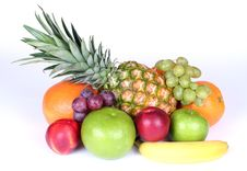 Free Tropical Fruits Stock Photography - 5416262