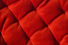 Free Red Cushion Royalty Free Stock Image - 5417746