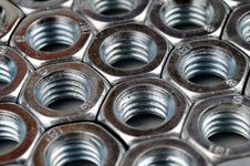 Free Screws Stock Image - 5417971