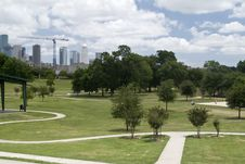 Free City Park Stock Image - 5418081