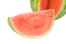 Free Cool Personal Watermelon Wedge Stock Image - 5418121