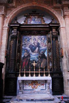 Free Italian Church Royalty Free Stock Photos - 5418128
