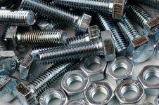 Free Screws Stock Image - 5418171