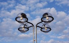 Free Lamps In The Sky Stock Photos - 5418983