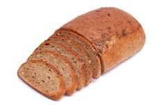 Free Bread With Seeds. Royalty Free Stock Photos - 5419128