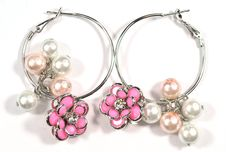Free Earring Royalty Free Stock Image - 5419186