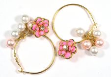 Free Fancy Earring Stock Photos - 5419193