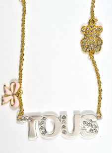 Free Beautiful Necklace Stock Images - 5419234