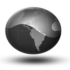 Free Gray Earth America Stock Photography - 5419292