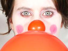 Free Clown Stock Photography - 5419522