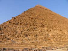 Free Pyramid Picture Royalty Free Stock Photography - 5419667
