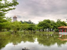 Free Chinese Garden Stock Image - 5419701