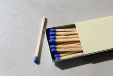 Free Matches Stock Photography - 5419832