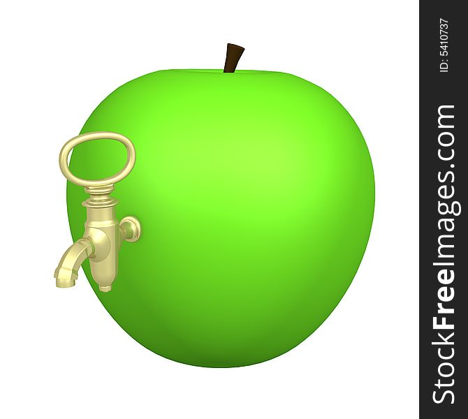 Apple juice 2