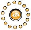 Free Money Icons Stock Photos - 5428513