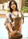 Free Fashion Model Pose Outdoor Stock Photos - 5429453