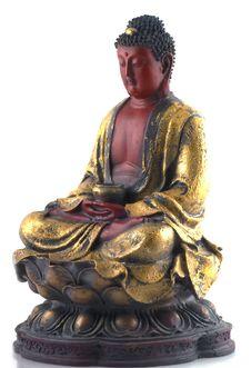 Free Buddha. Royalty Free Stock Photo - 5421965