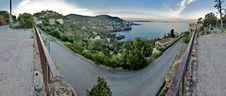 Free Cote Azur View Stock Photos - 5422393